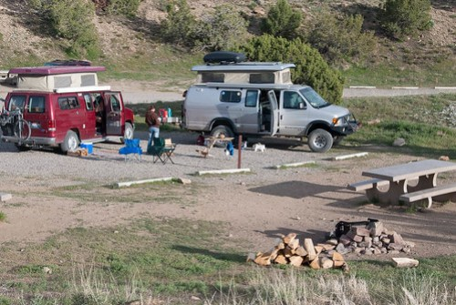 Book Cliffs Camp