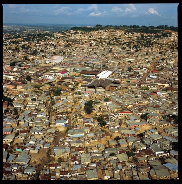 Oil Rich Cabinda Enclave, Angola
