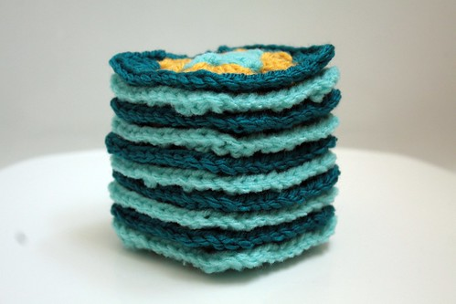 Teal, Blue, and Yellow, Oh My!