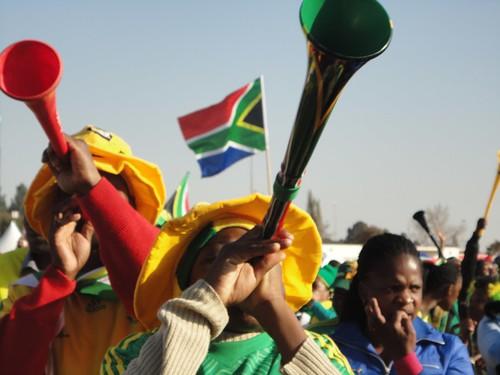 Let's hear it for Bafana Bafana