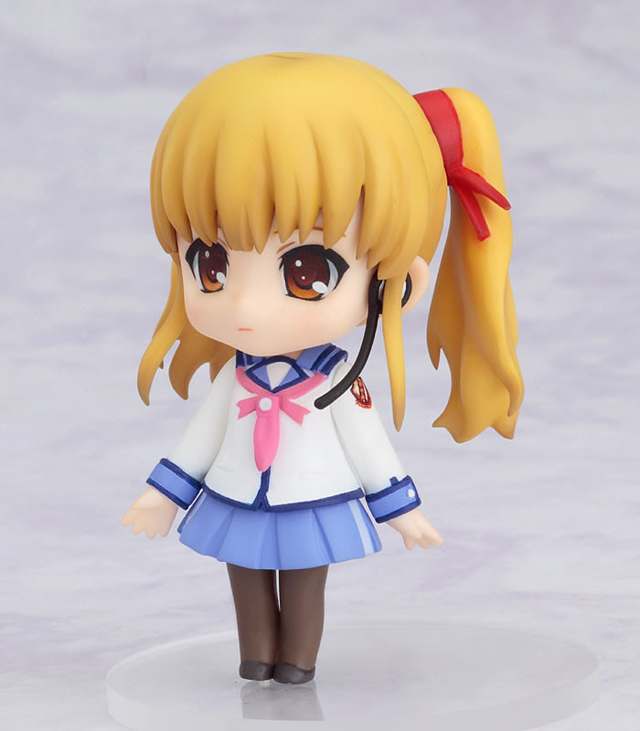 Angel Beats! Nendoroid Puchi Set 01 - 04