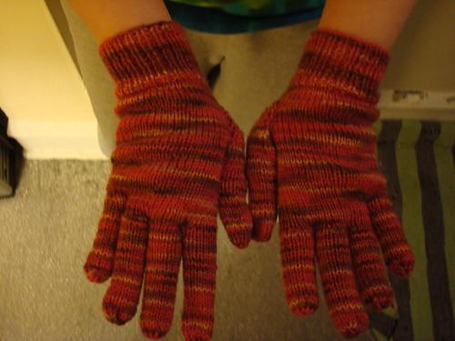 Texter Gloves