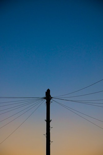 Project 365: Day 10, Winter Gradient