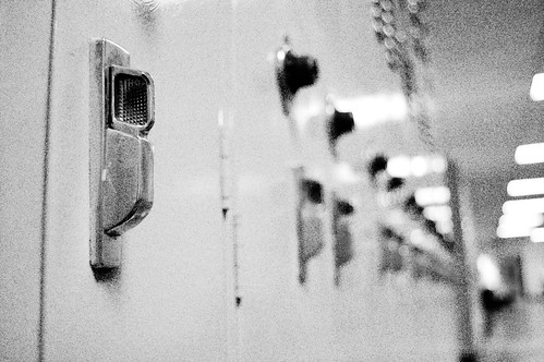 12/365 (The Grainy Lockers)
