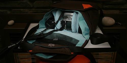 $6M Crumpler Bag - Interior
