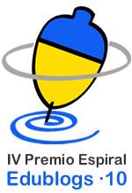 IV premio Espiral Edublogs 150
