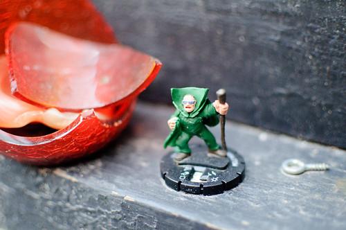 Green Man Guy