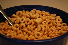 Honey Nut Cheerios Bowl