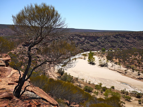 """The Loop"" at Kalbarri"