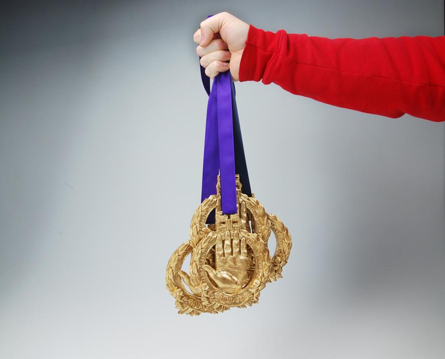 FD28 medals
