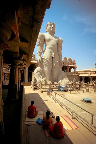 Pray | Shravanabelagola