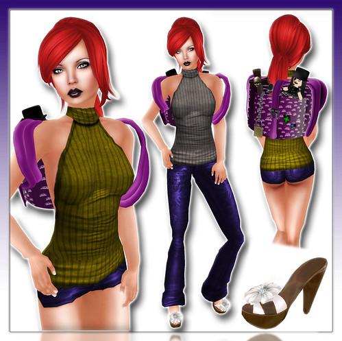 Mischief Fashions    Deviance