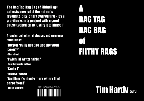 Ragtag book cover
