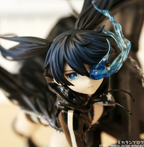 Black Rock Shooter Preview - 03