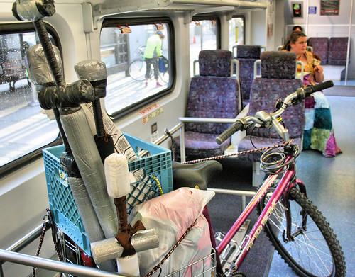 Bike to LARP Day