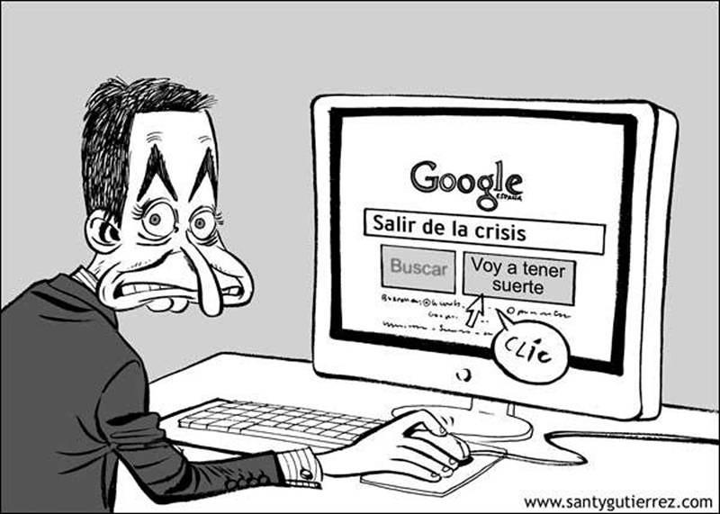 zapatero salir de la crisis