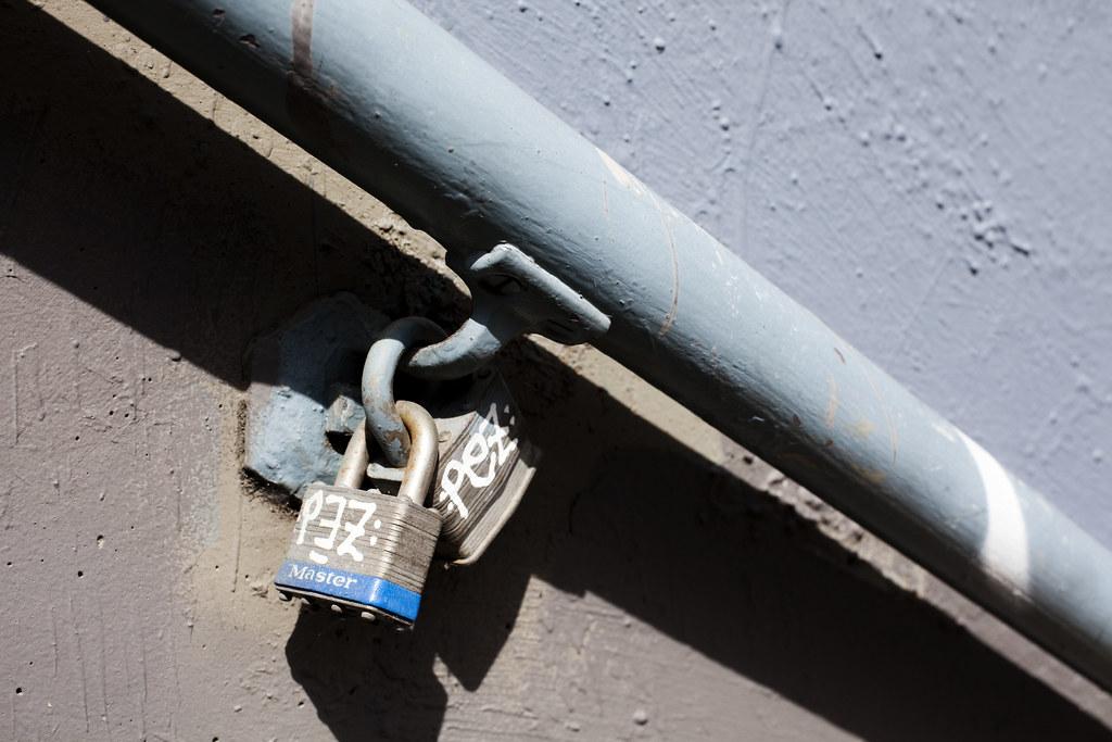 pez locks