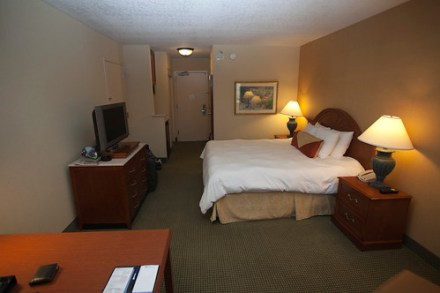 Our Room at the Inn
