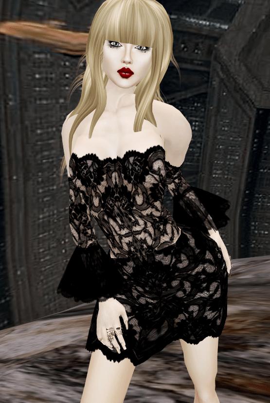 -Glam Affair - Ramona skin