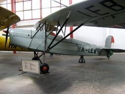 Repulogepgyar Levente II (1942-43)