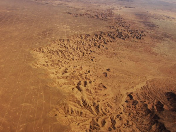 La grande falaise In amenas Algérie (explored #223 january 8th)
