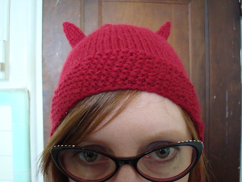 Adults-Only Devil Hat