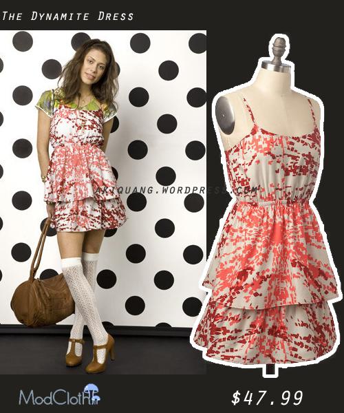 The Dynamite Dress