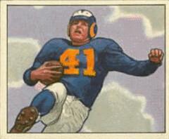 1950 Bowman #16