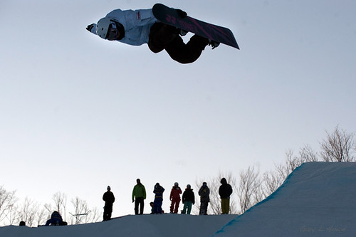 SNOWBOARD Training in Gaylord, Michigan