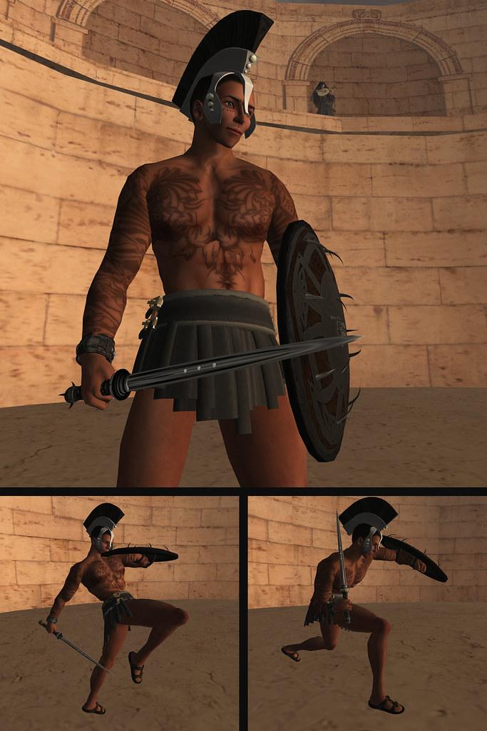Black Roman #1