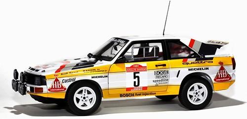 AutoArt Audi Quattro