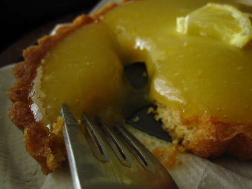 olive oil lemon tart 9
