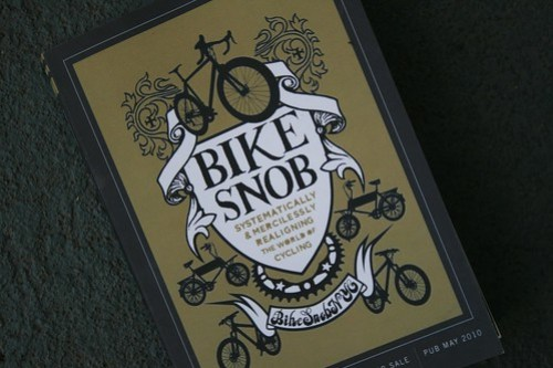 Bike Snob NYC writes a book