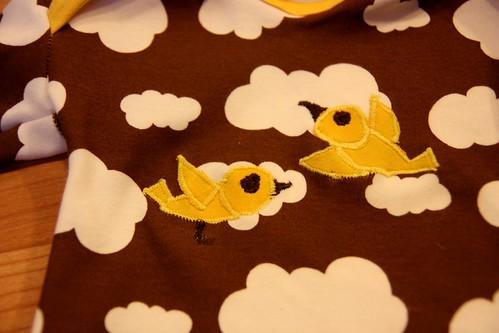 Lassi's onesie