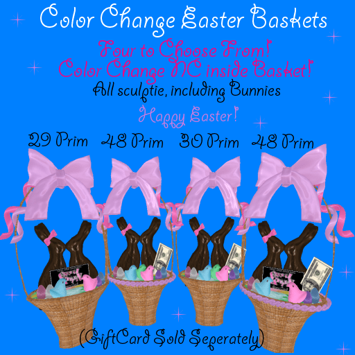 CK Easter Baskets