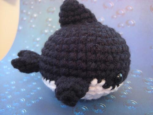 - Baby Orca -