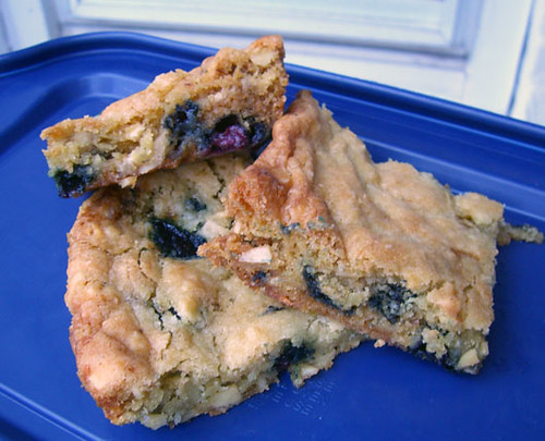 blueberry bar