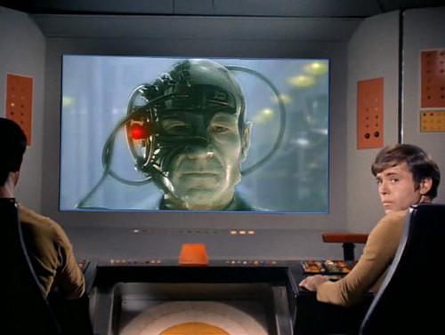 Star Trek TOS viewscreen 1