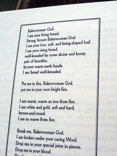 Freaky bread poem