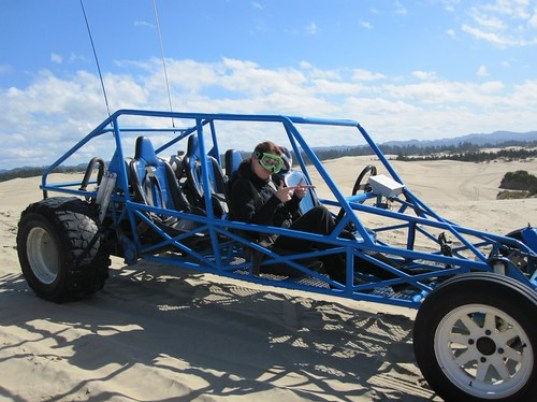 Oregon Dune Buggie