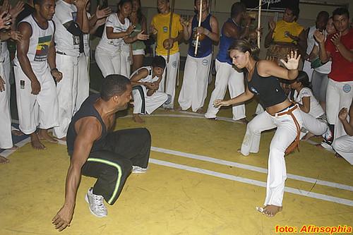 Capoeira CDLB 15 por você.