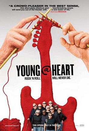 Young@Heart (2008) poster