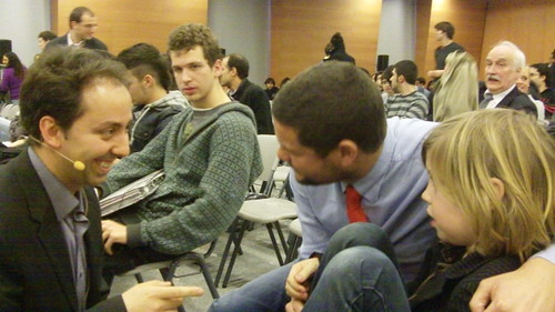 Juan Perez Rodrigues, Parc Innovacio Managing Director with Barak and Dorian