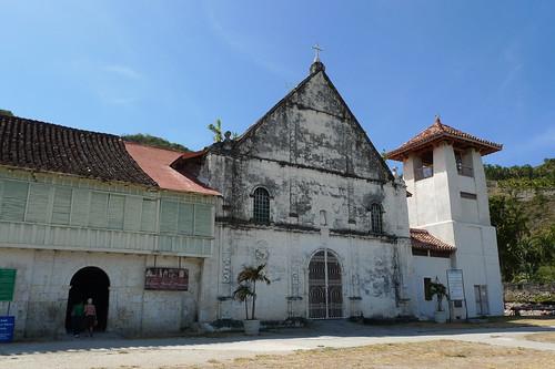 Nuestra Senora Virgen del Patrocinio Parish Church in Boljoon Cebu