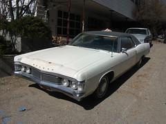 1969 Meteor Rideau 500