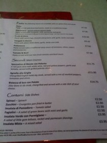 adventures of a gluten free globetrekker Carluccio's: Bellissimo Gluten Free Pasta London