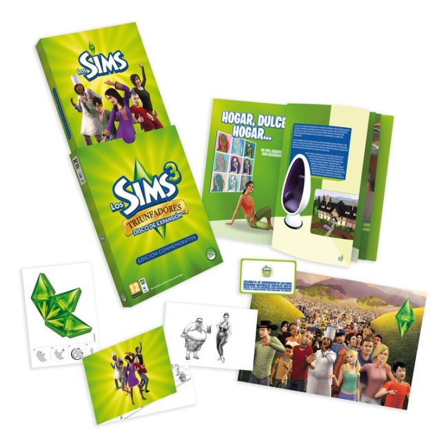 The Sims 3 Ambitions Collector's Edition coming to Spain