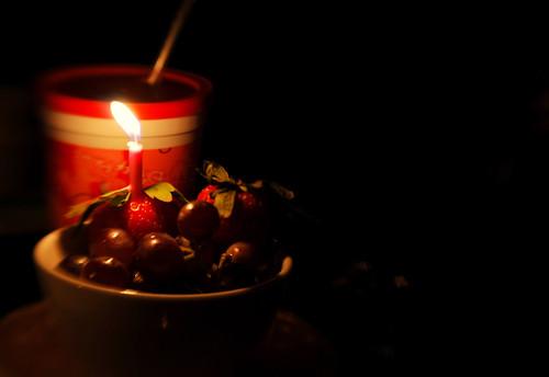 blue bayou gluten free birthday dessert