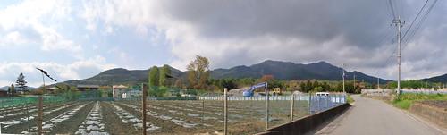 Mt Takazasu, Mt Syakushi, and Mt Shishidome