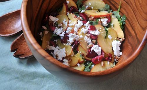 Summer Stone Fruit Salad